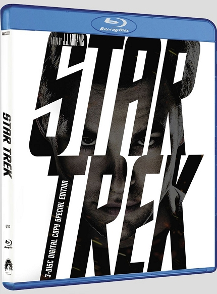 stnewdvd sm New Package Art for Star Trek DVD Release