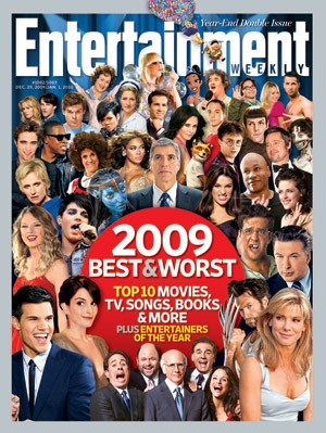 ew cover bestworst2009 Chris featured in Best and Worst of 2009 Entertainment Weekly