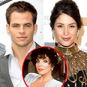 eonlinedynasty Dynastys Joan Collins Talks New Movie, Wants Chris Pine