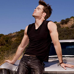 The Chris Pine NetworkExclusive Details Magazine Outtakes ...