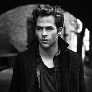 298 298 the chosen one chris pine Mens Journal: Chris Pine, the Next Action Hero