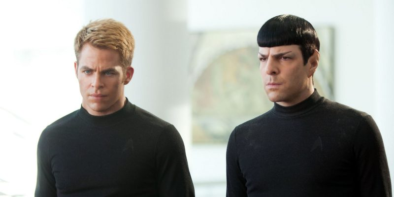 Chris Pine And Zachary Quinto Sign Deals For Fourth Star Trek Film