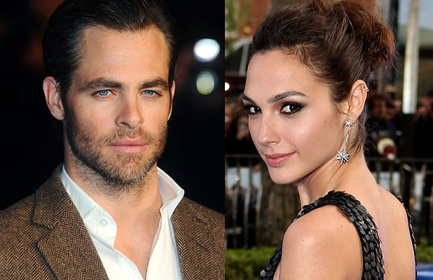 Chris Pine Closes Deal to Star Opposite Gal Gadot in 'Wonder Woman'