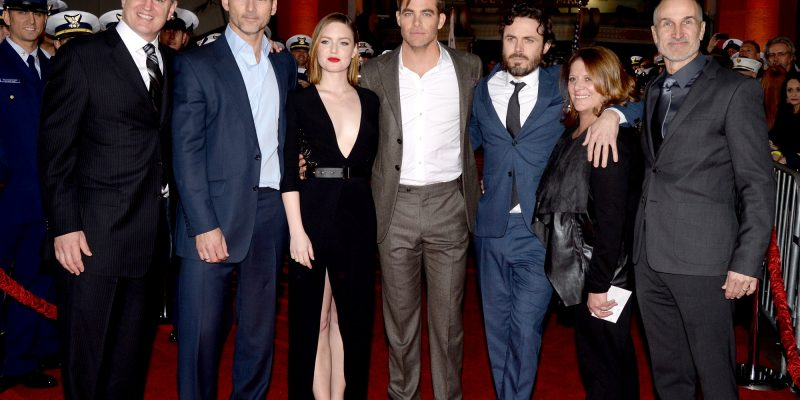 Chris Attends 'The Finest Hours' Los Angeles Premiere