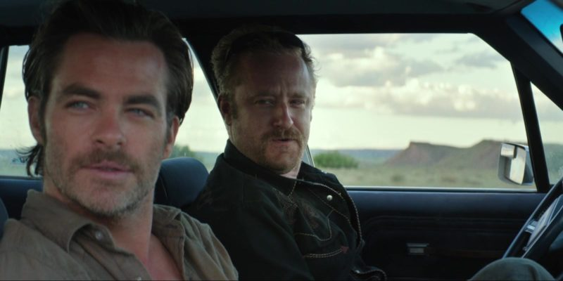 "'Hell or High Water"" Movie Captures"